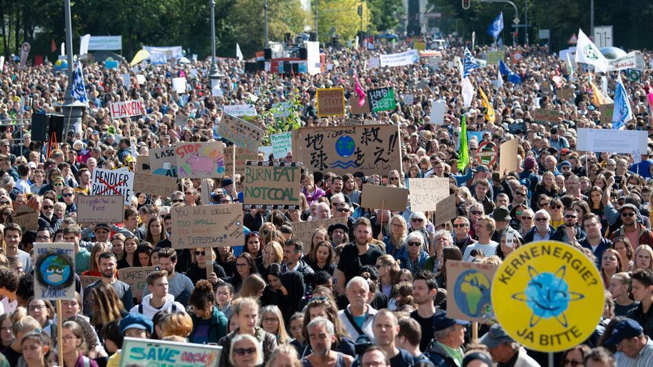 Globaler Klimastreik – München