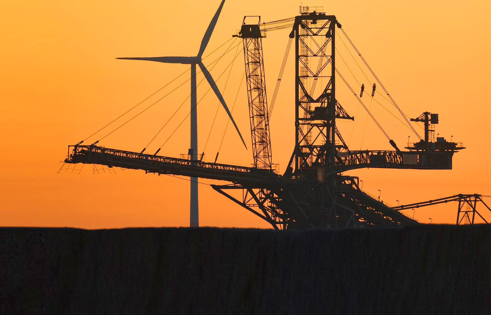 Bild zu Klimaschutz-Index:Deutschland schneidet etwas besser ab