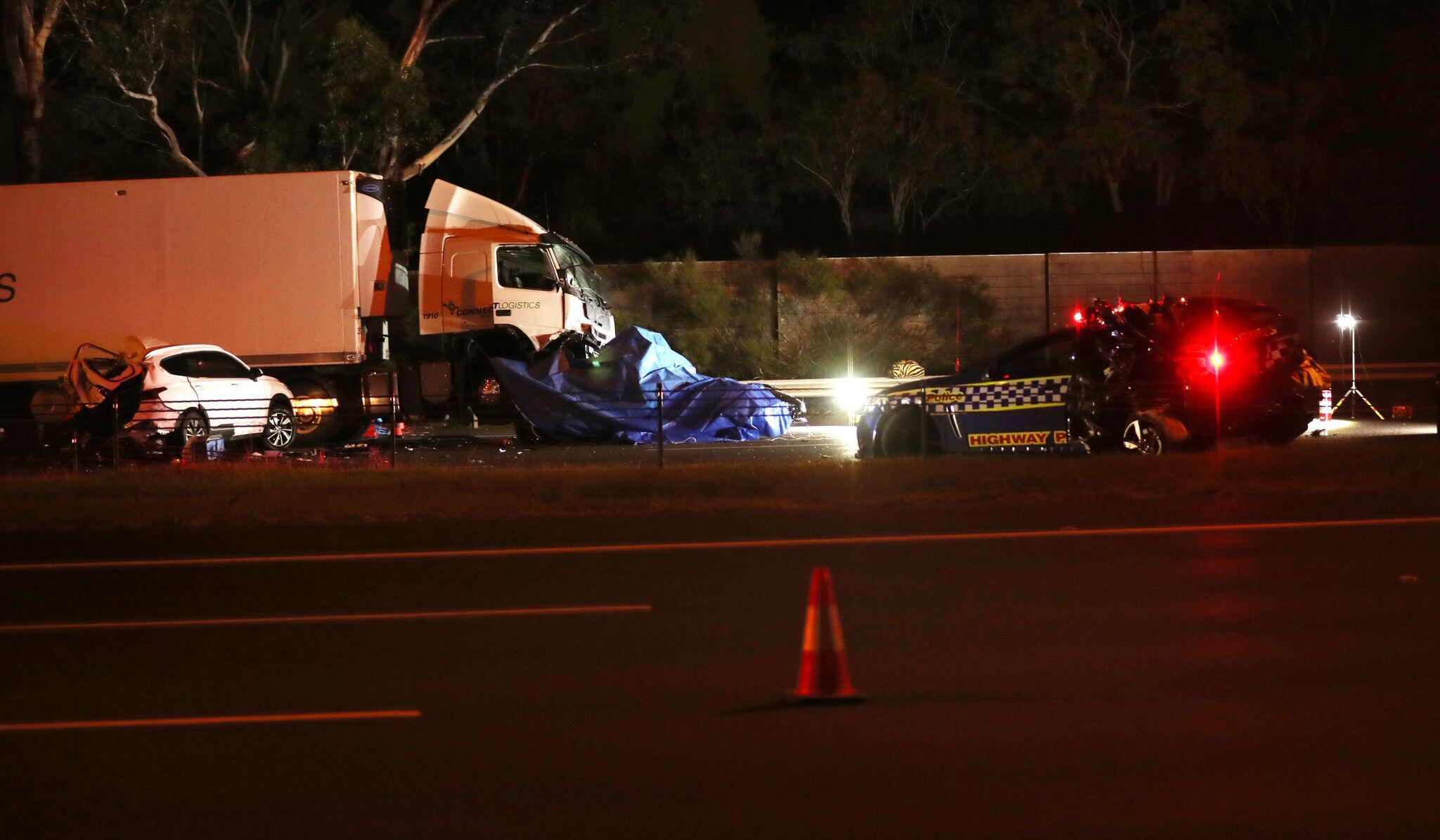 Bild zu Vier Polizisten bei Rasereinsatz in Australien getötet