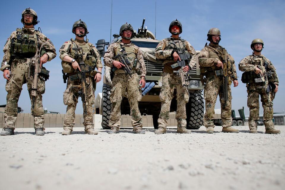 Bildergebnis für Eskalation statt Abzug? NATO verschiebt Afghanistan-Entscheidung
