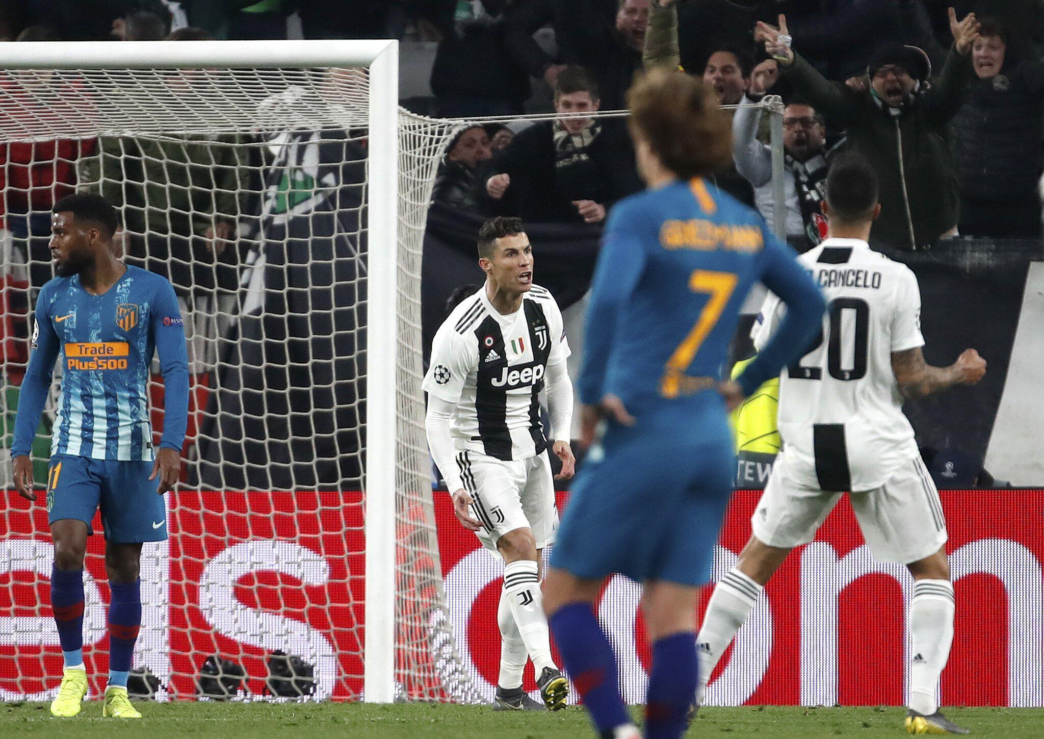 Bild zu Juventus Turin - Atlético Madrid