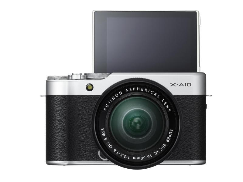 Bild zu Die Fujifilm X-A10