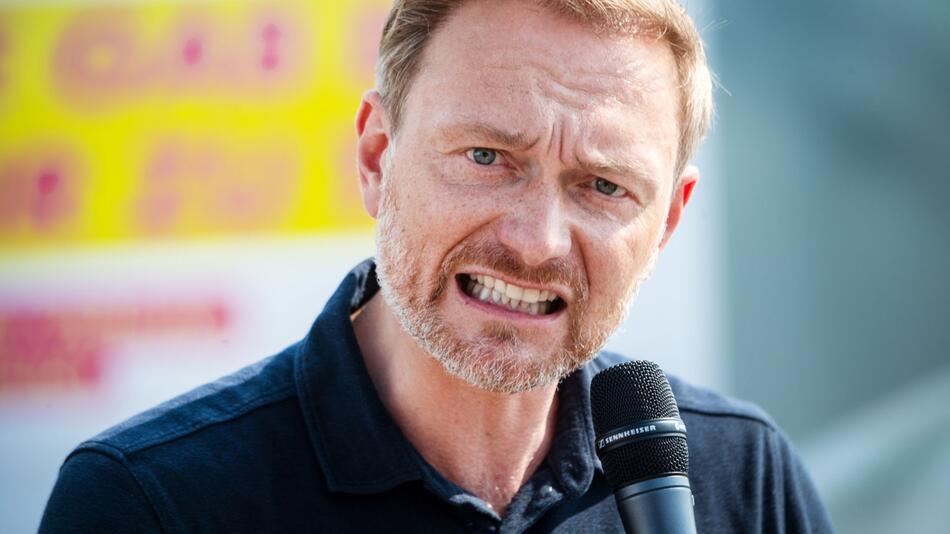 FDP-Bundesvorsitzender auf Sommertour