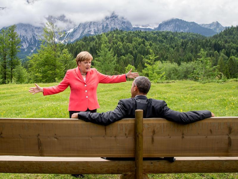 Bild zu G7-Gipfel in Elmau