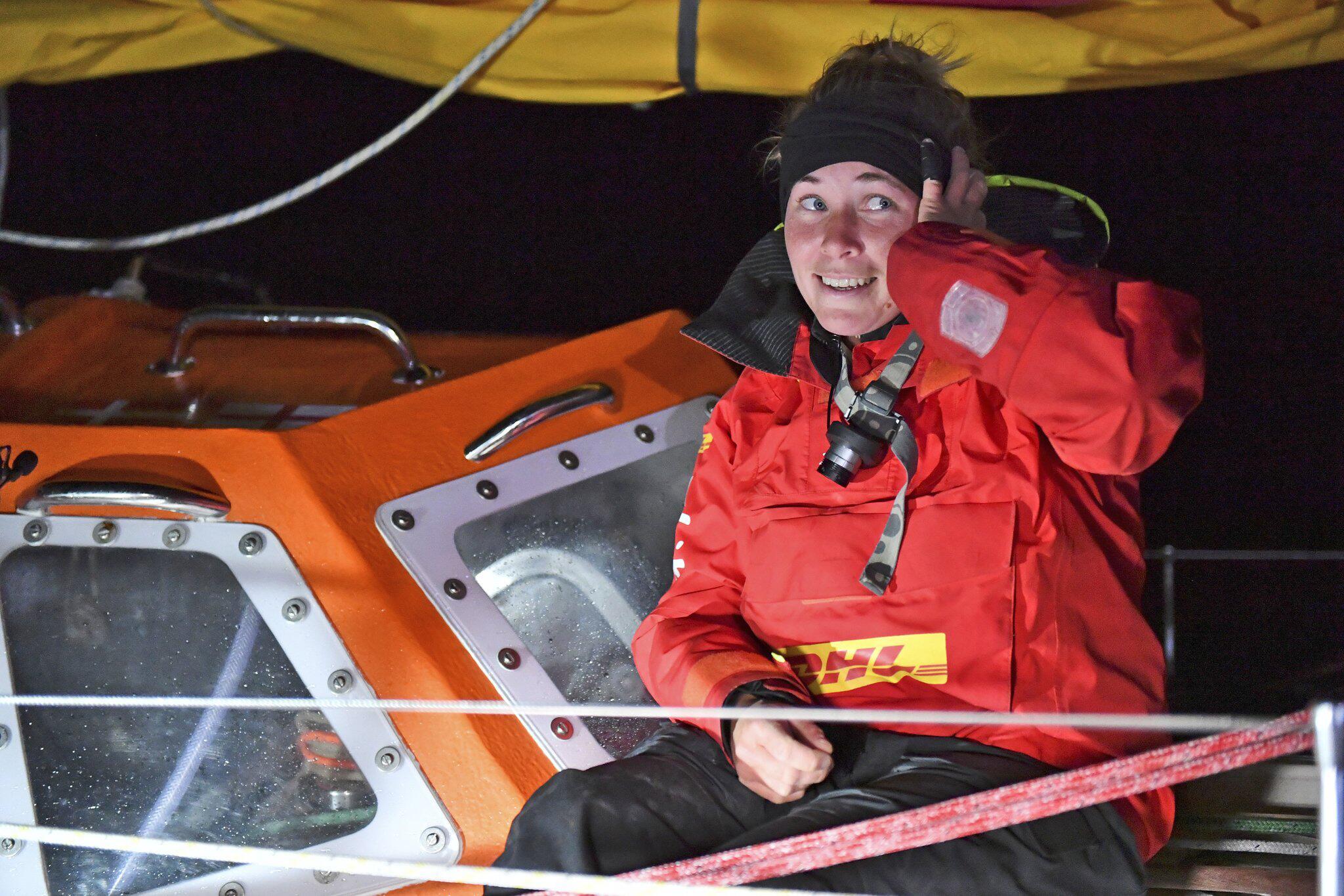 Bild zu Rettungsaktion auf See