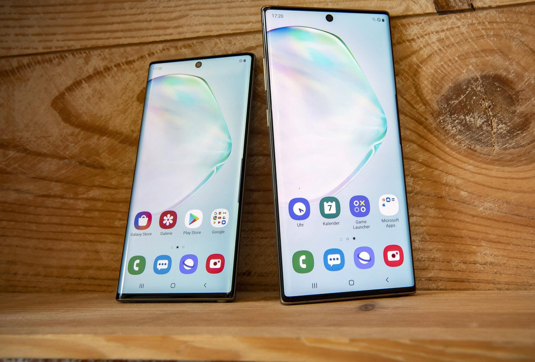Bild zu Samsung präsentiert Neuheiten für das Weihnachtsgeschäft