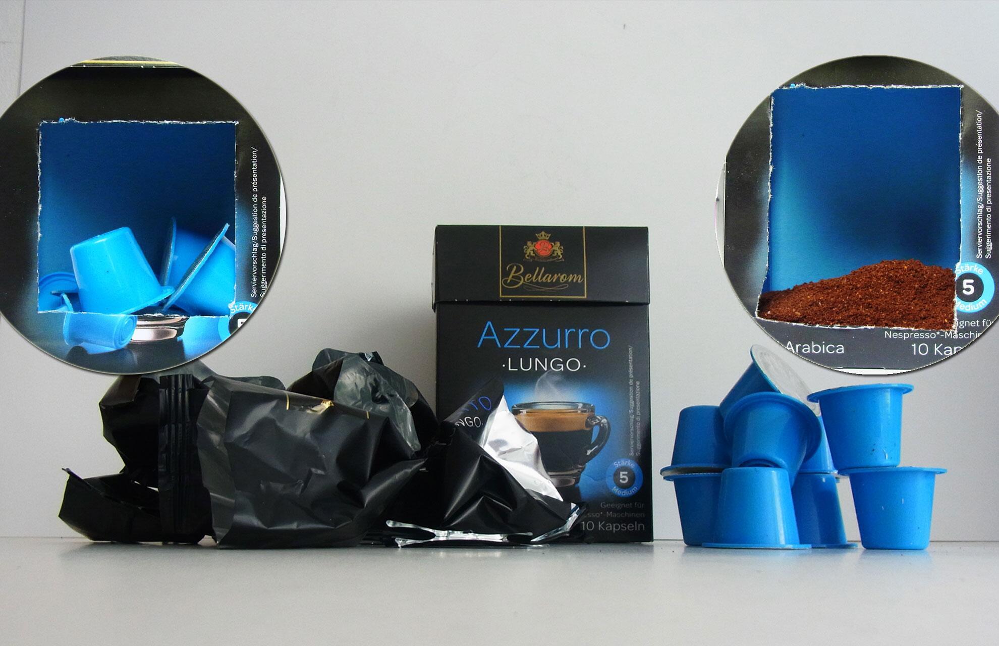 Bild zu Kaffeekapseln Lidl