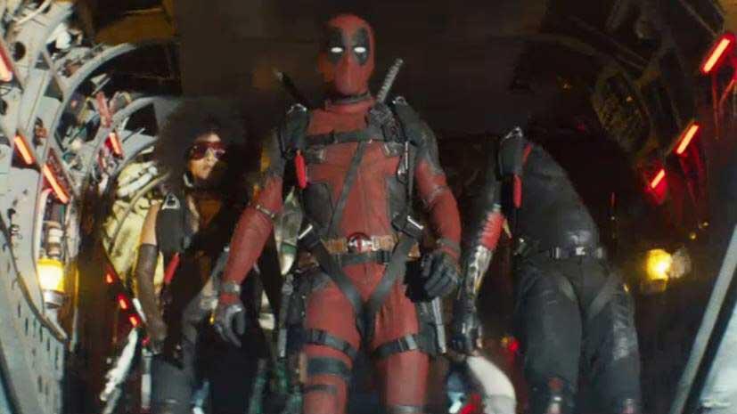 Bild zu Deadpool 2