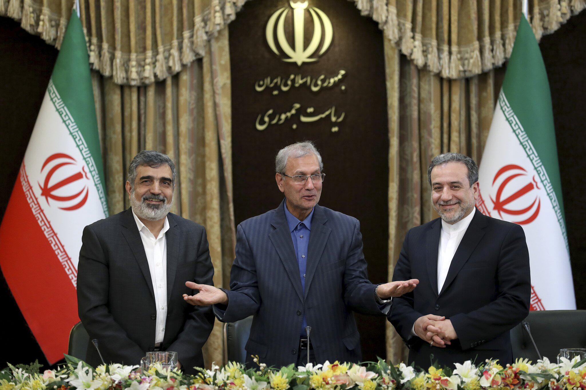 Bild zu Iran zur Urananreicherung