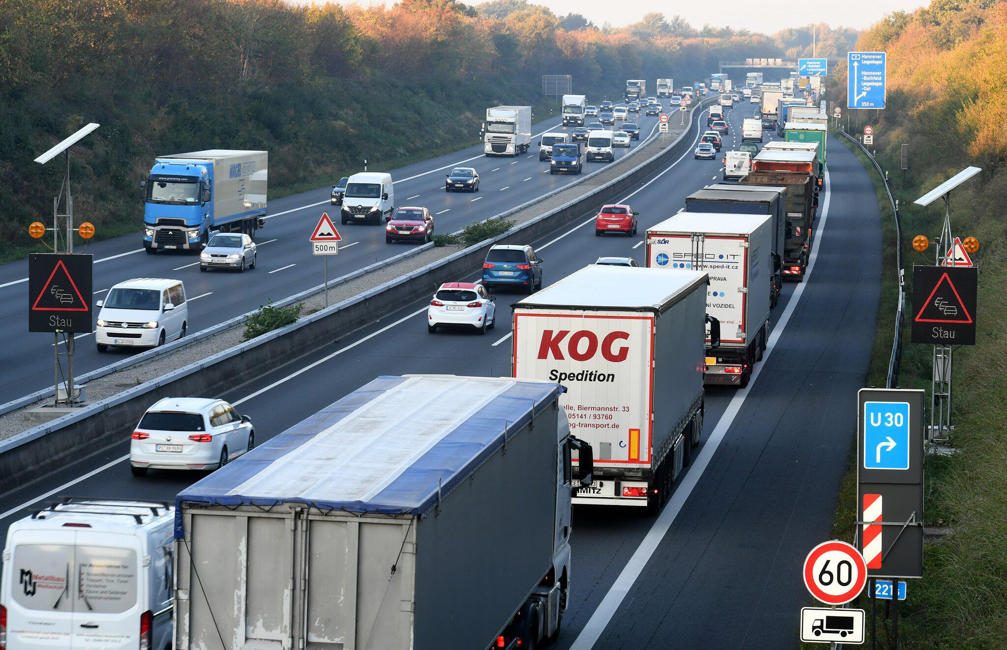 Bild zu Motorway A2