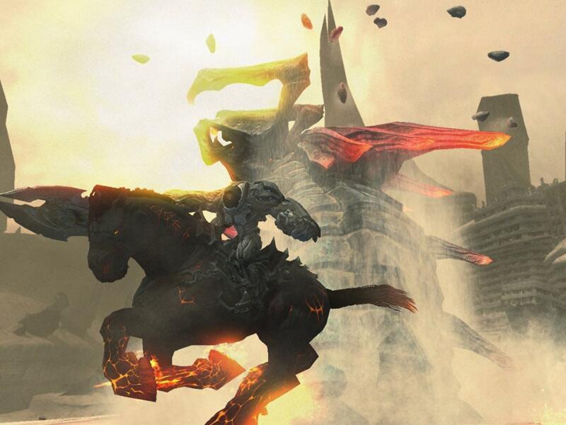 Bild zu Darksiders: Wrath of War