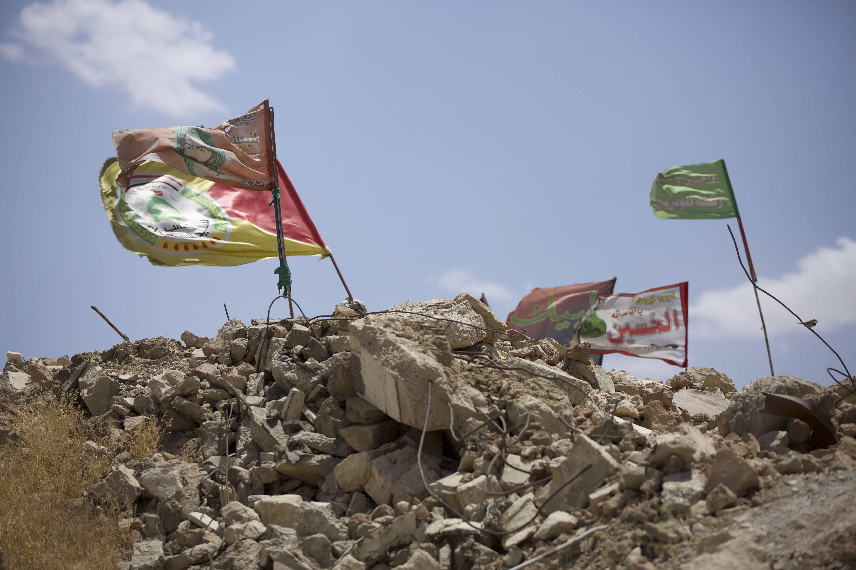 Bild zu IS, Mossul, Kampf, Krieg, Terror