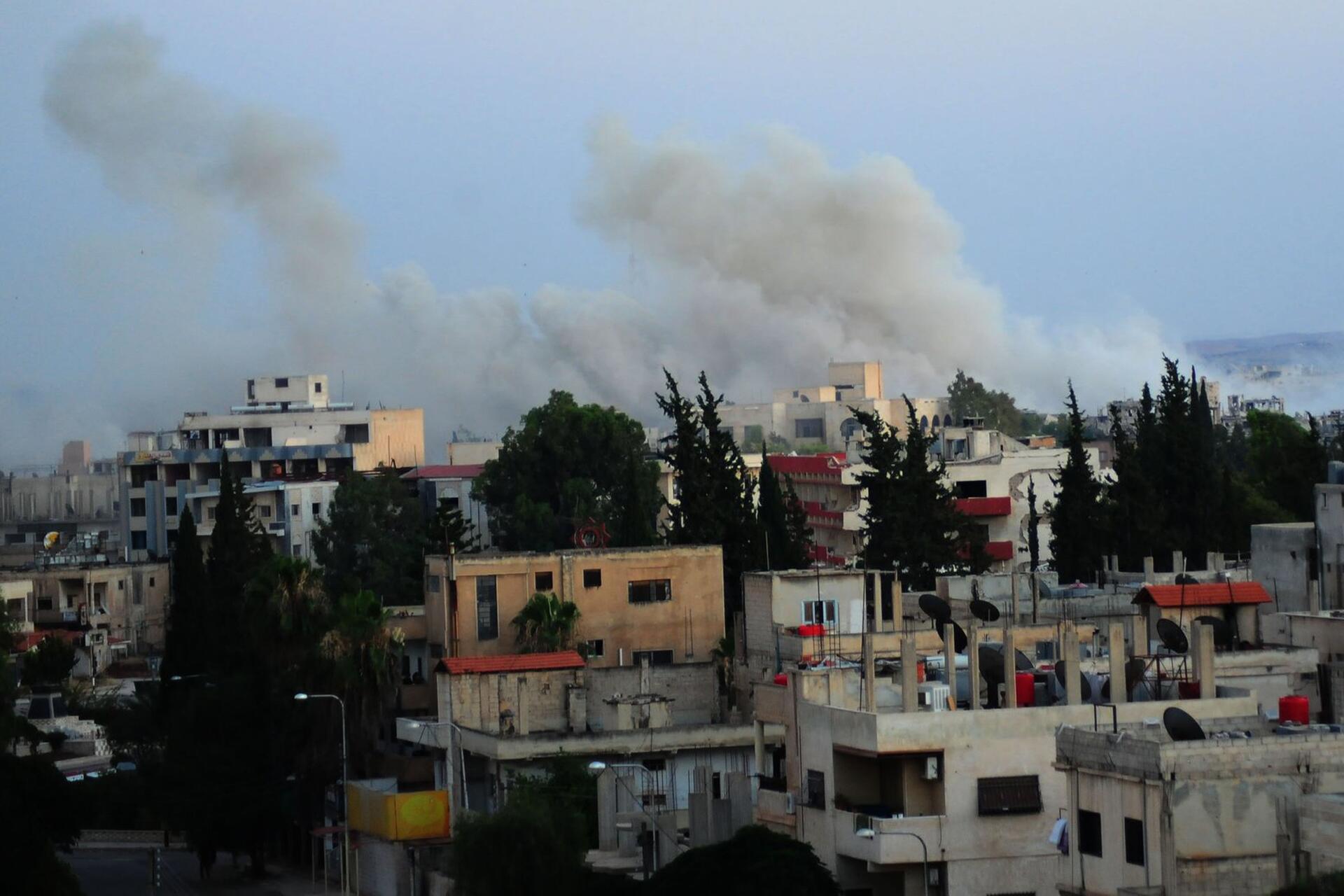 Bild zu Krieg in Syrien