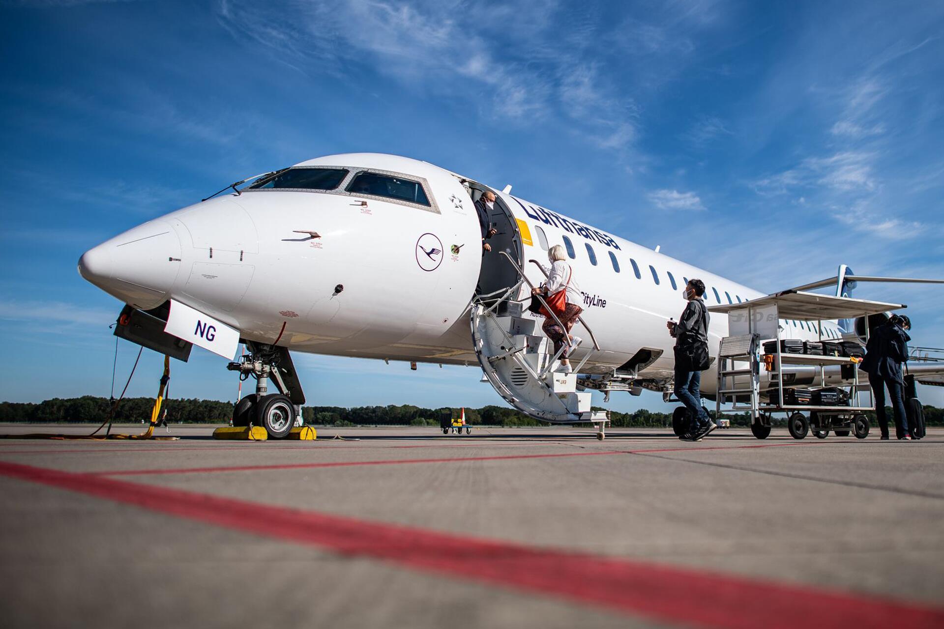 Bild zu Flughafen Münster-Osnabrück