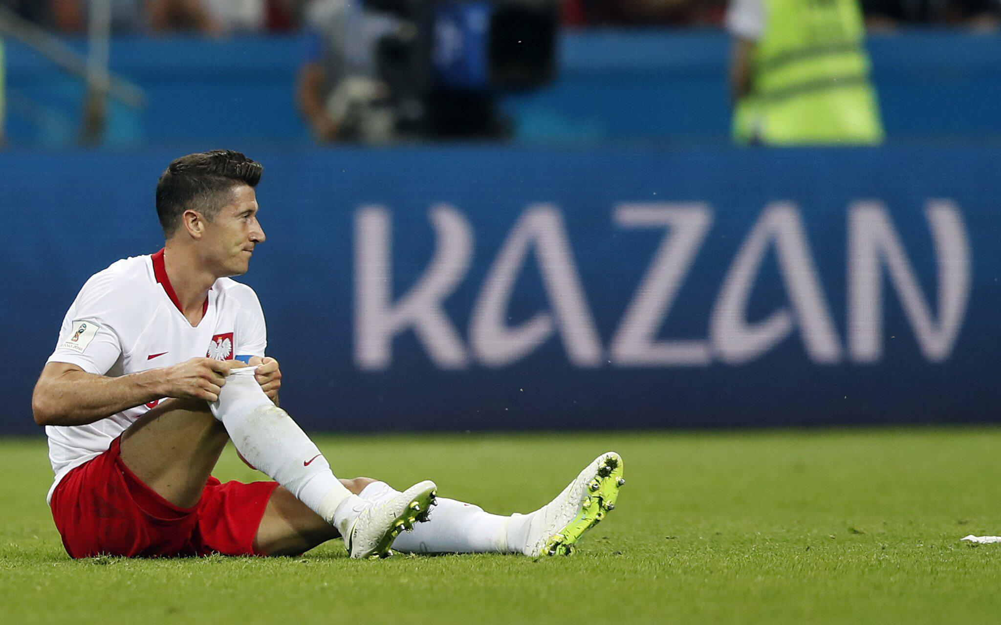Bild zu WM 2018 - Polen - Kolumbien