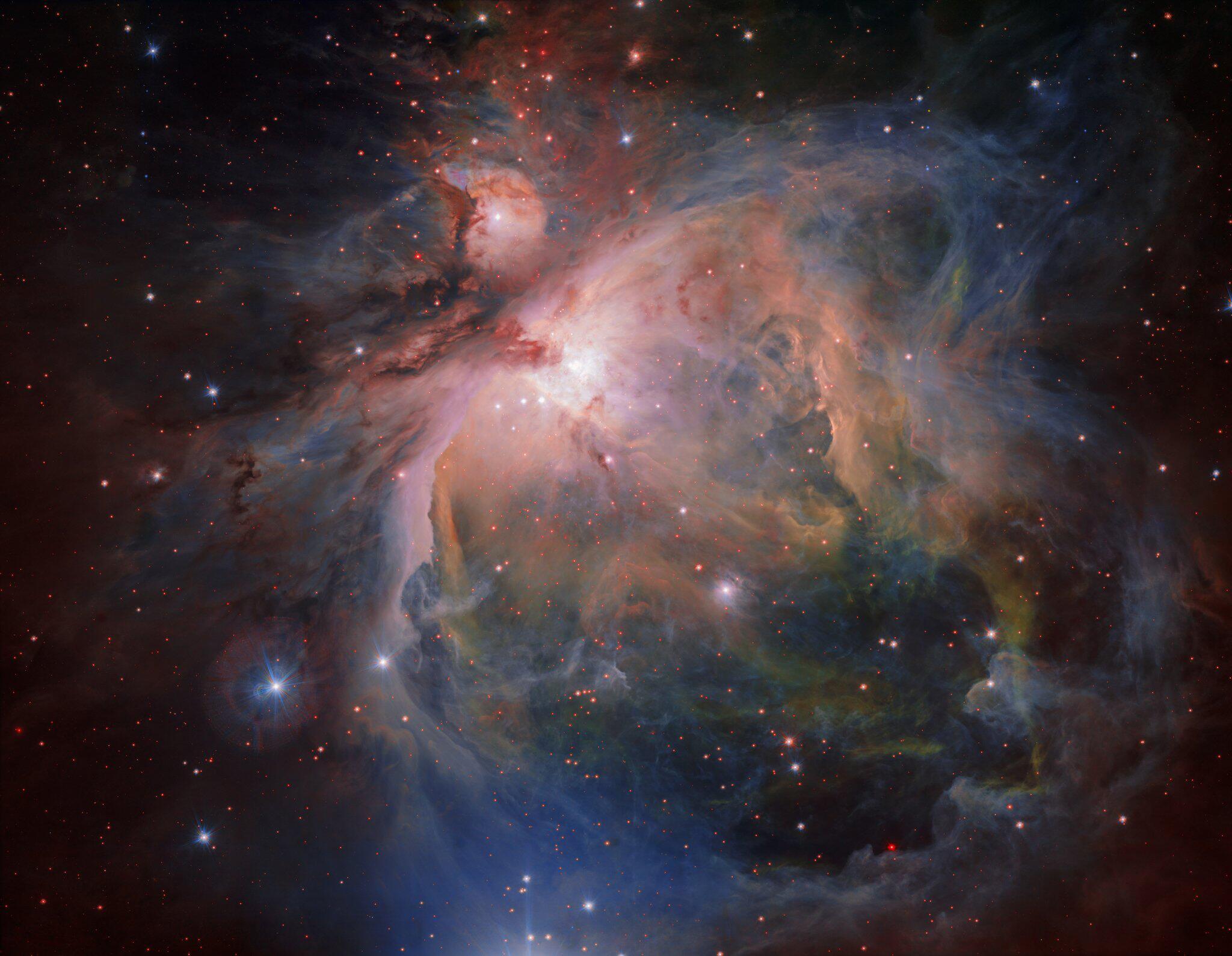 Bild zu Orionnebel