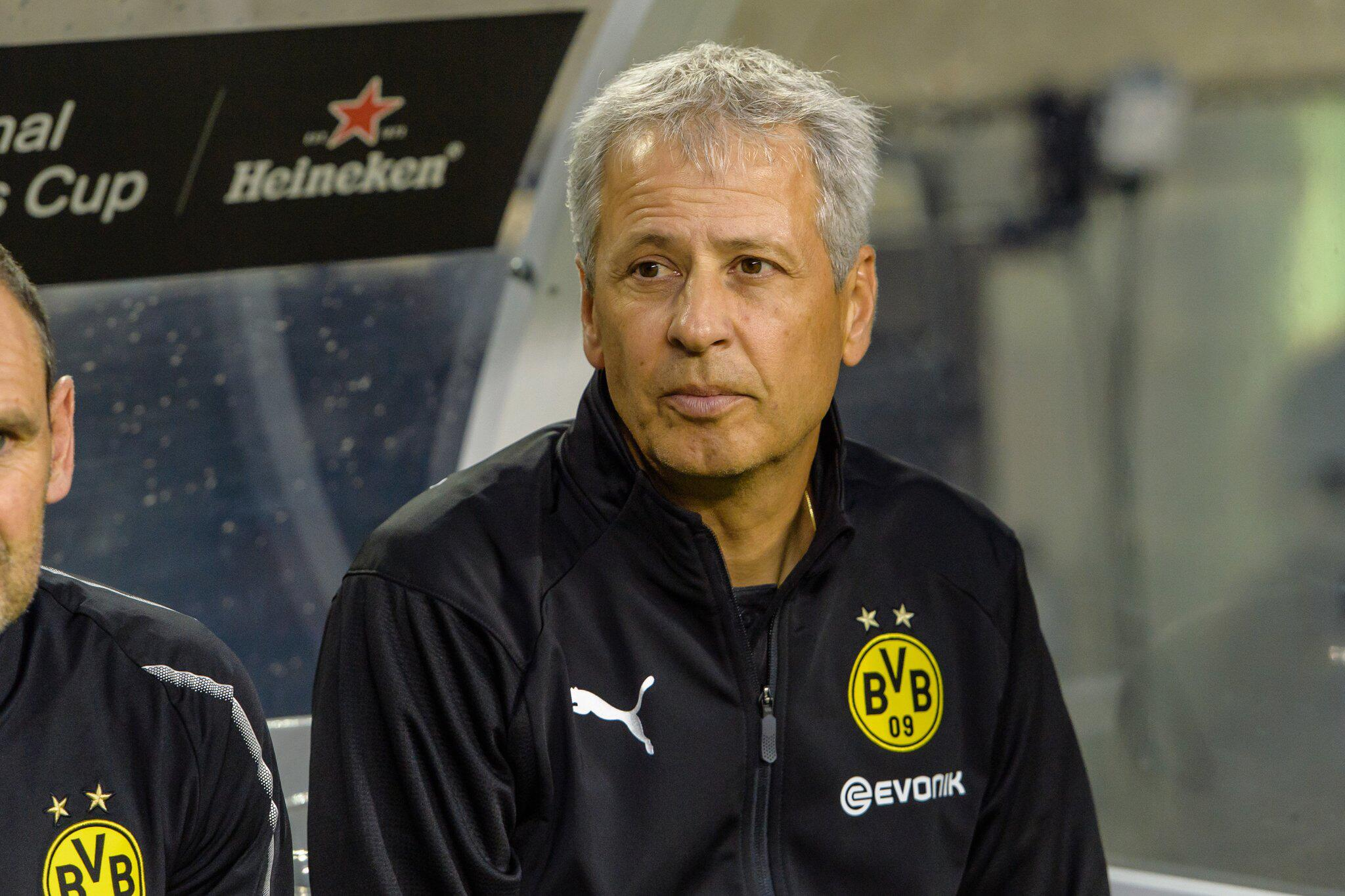 Bild zu Manchester City - Borussia Dortmund