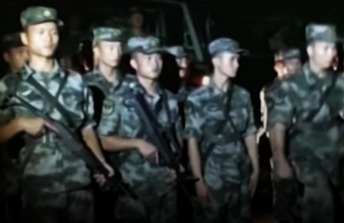 Bild zu Chinesische Soldaten