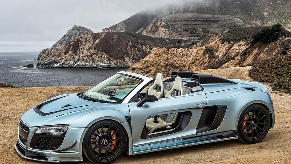 Audi R8 von PPI Speed Design