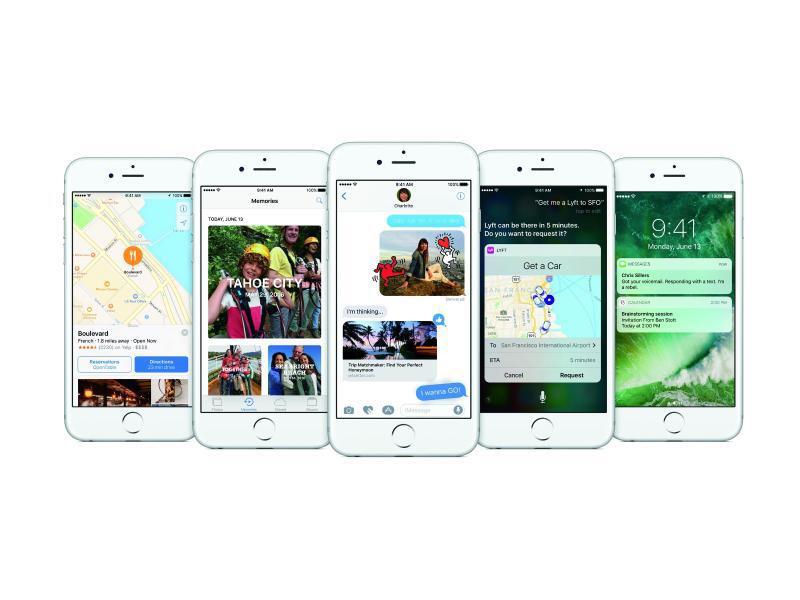 Bild zu Neue Funktionen von iOS 10