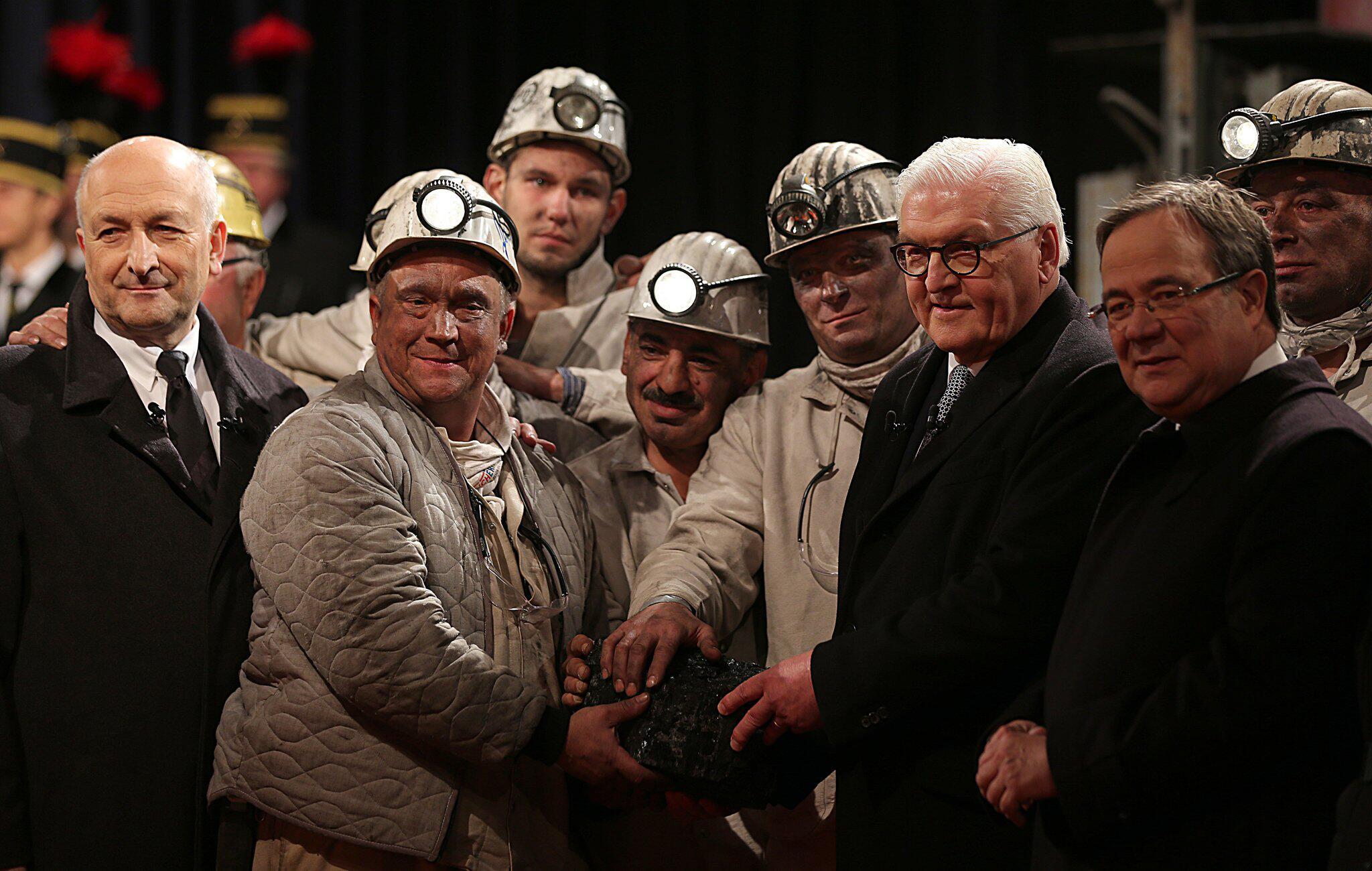 Bild zu Abschiedsveranstaltung für den Steinkohlebergbau