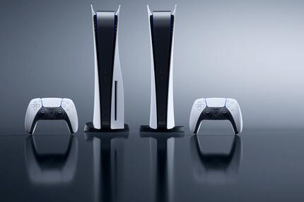 Sony, PS5, PS4, PlayStation5, PlayStation, Next-Gen, Konsole, Digital, DualSense, Controller, SSD