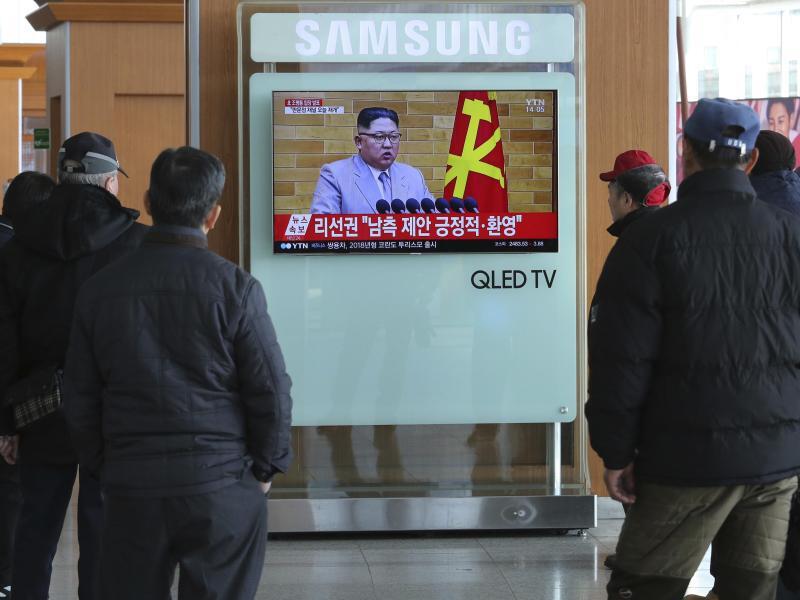 Bild zu Reisende in Südkorea