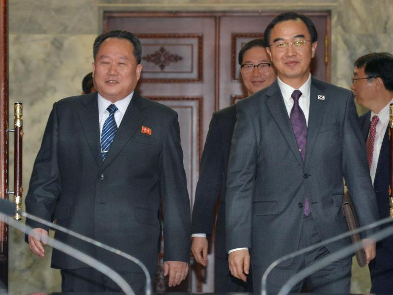 Bild zu Geplantes Gipfeltreffen