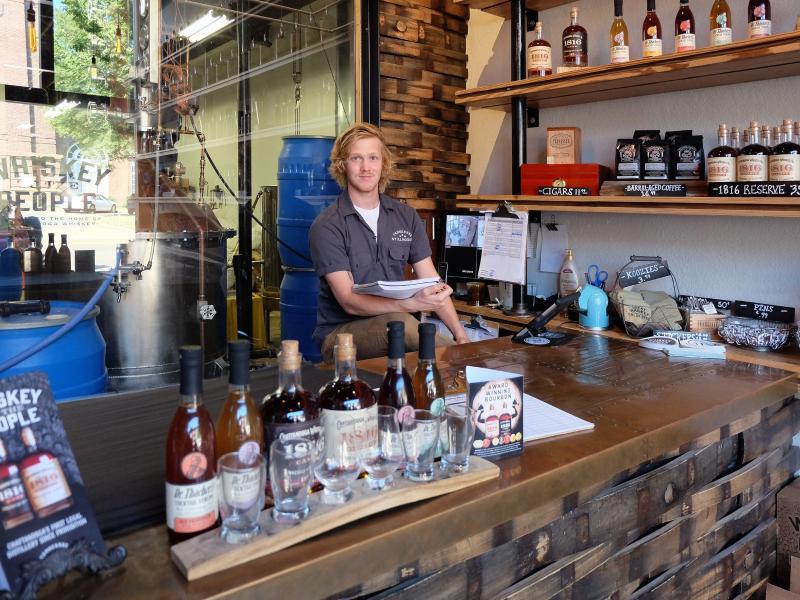 Bild zu Mikro-Destille Tennessee Stillhouse