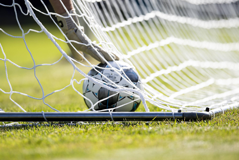 Bild zu Fußball, Tor, Torwart, Ball, Netz