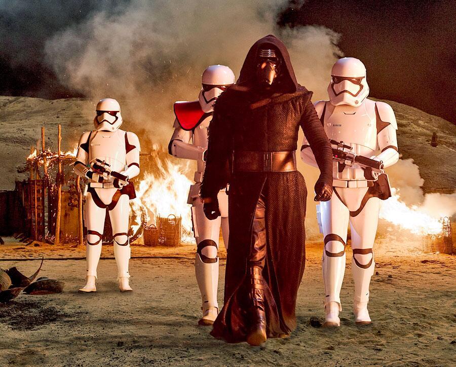 """Bild zu Trailer """"Star Wars: Das Erwachen der Macht"""" Episode 7"""