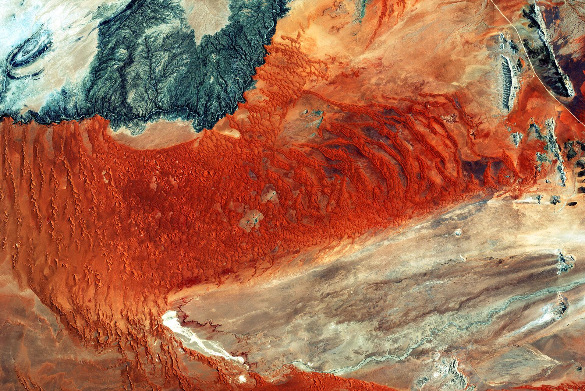Bild zu Naukluft Namibia