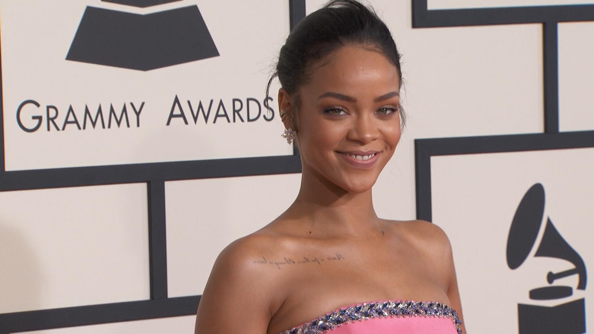 Bild zu Heiß, heißer Riri: Rihanna launcht eigene Dessous-Linie