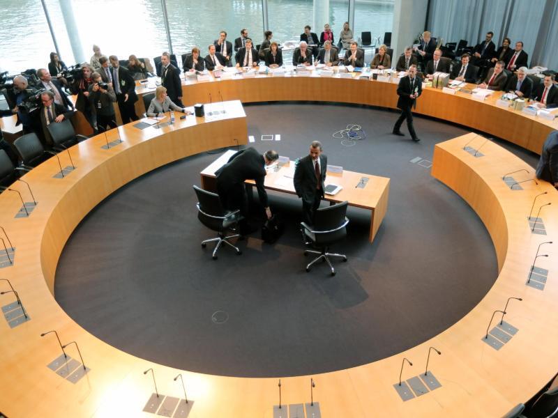 Bild zu Edathy-Untersuchungsausschuss