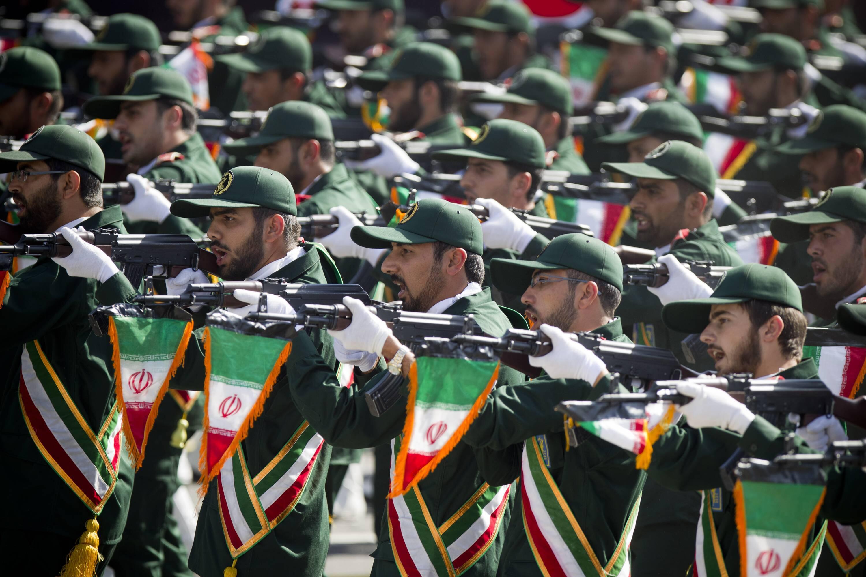 Bild zu Iran, Militär, Israel