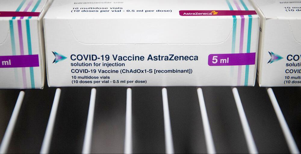 Coronavirus - Astrazeneca