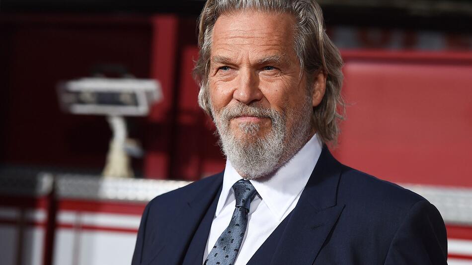 Jeff Bridges meldet sich aus dem Krankenhaus
