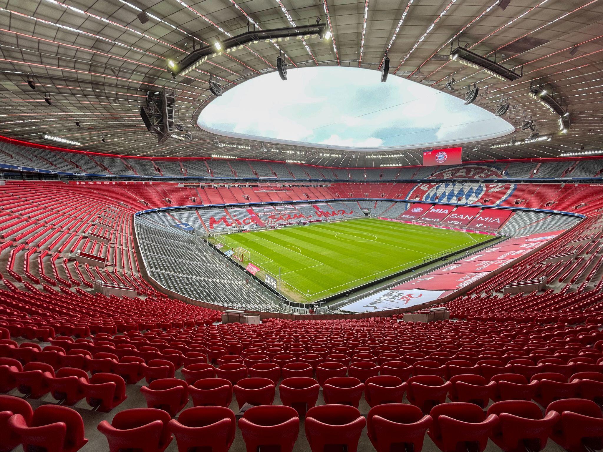 Bild zu Allianz Arena in München