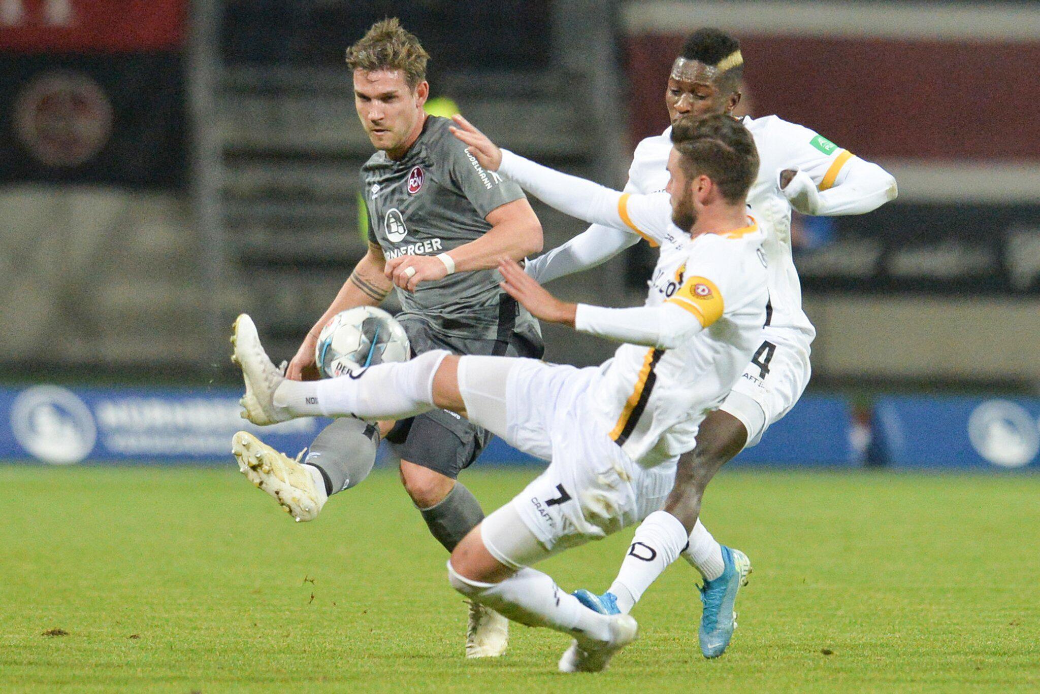 Bild zu 1. FC Nürnberg - Dynamo Dresden