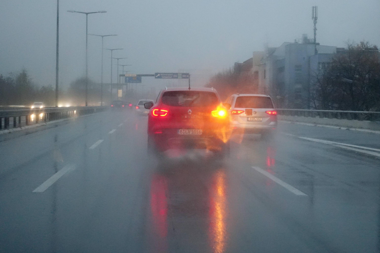 Bild zu Blinkendes Auto