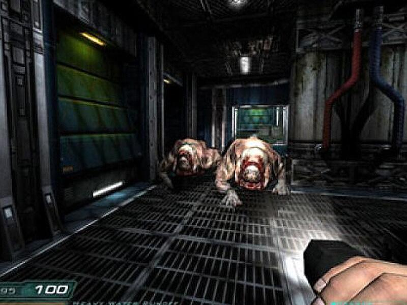 Bild zu Doom III