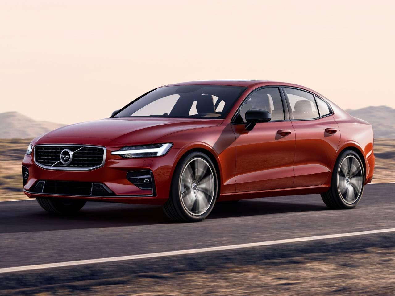 Bild zu Volvo S60 R-design