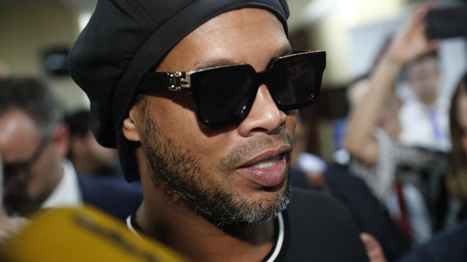 Weltfußballer Ronaldinho