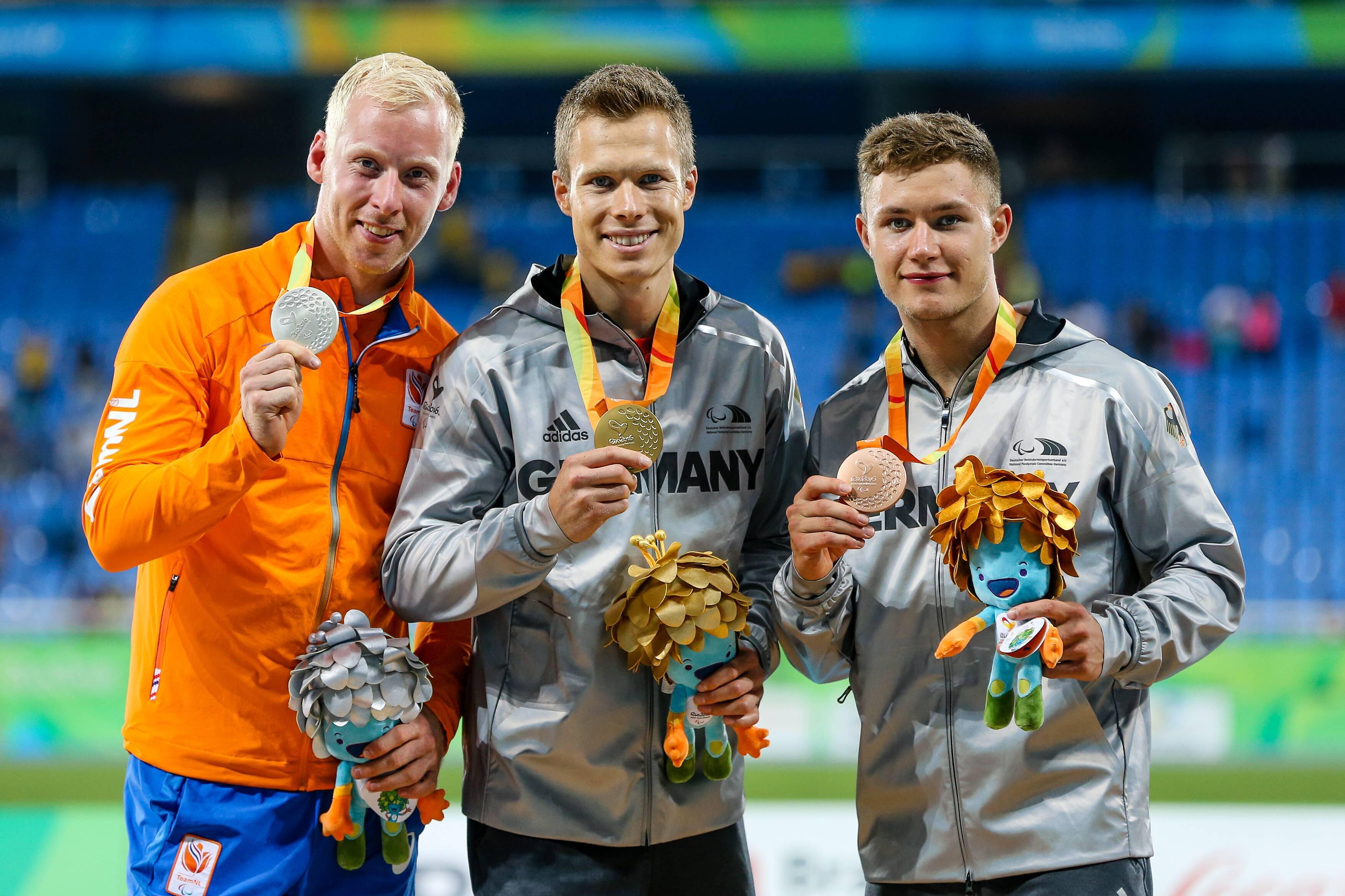 Bild zu Paralympics, Rio 2016, Rekorde, Olympia