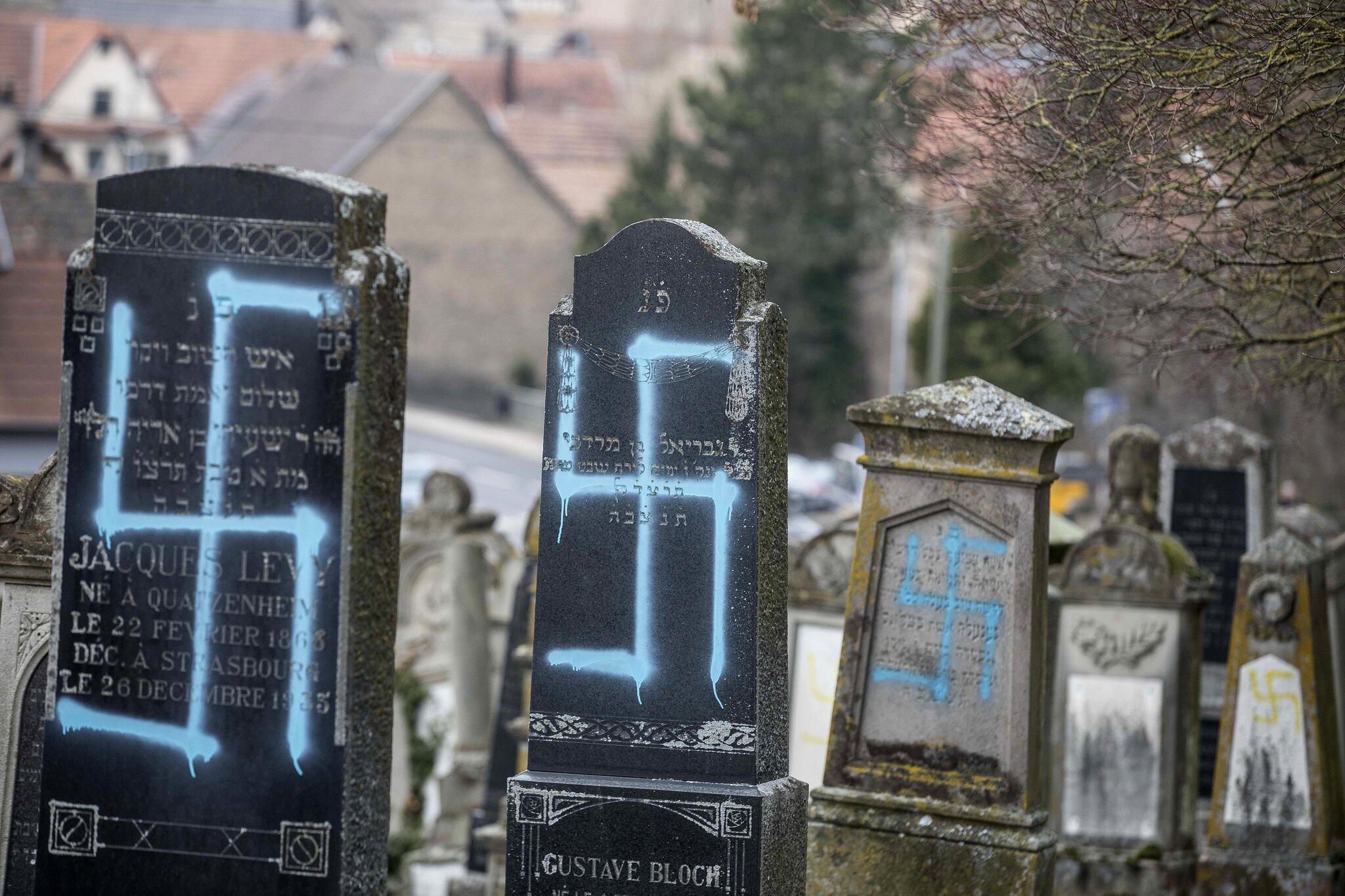 Bild zu Antisemitismus in Frankreich