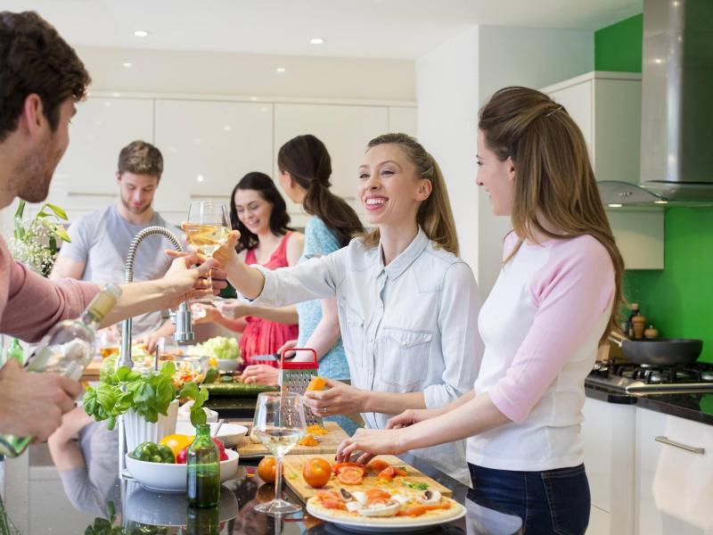 Bild zu Koch-Abend mit der Abteilung