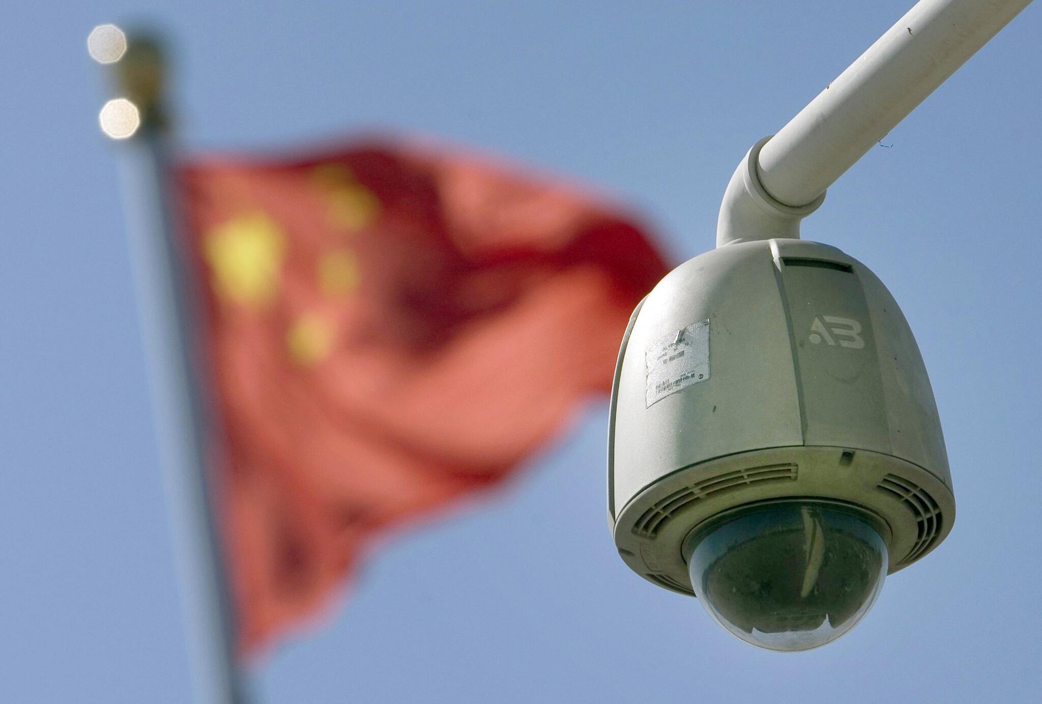 Bild zu Menschenrechtler prangern Chinas Überwachungssystem an
