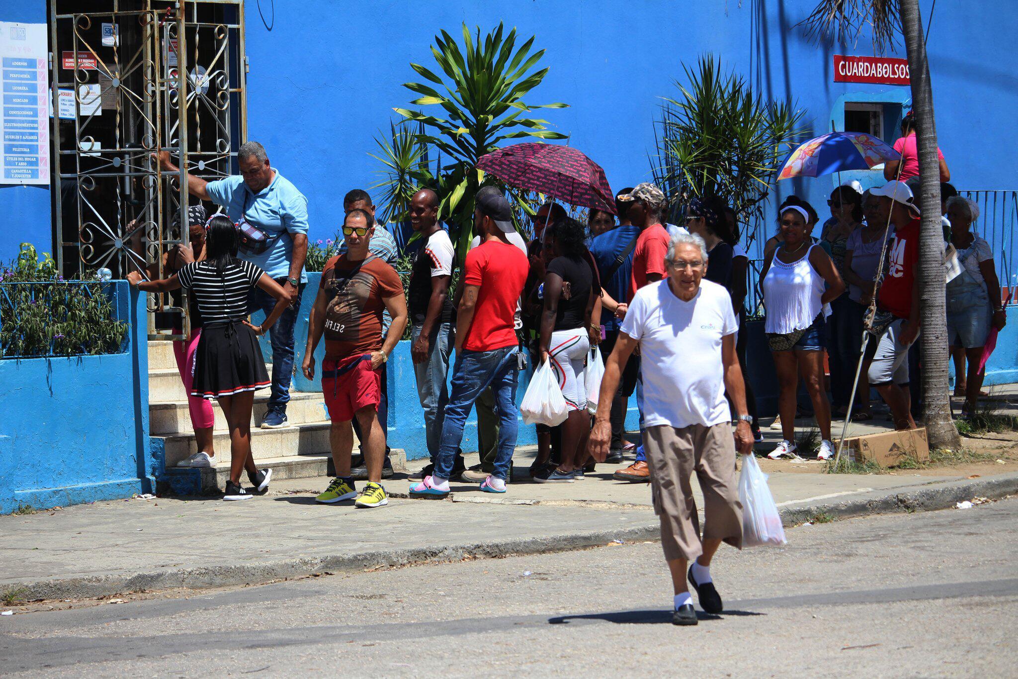 Bild zu Kubaner fürchten neue Versorgungskrise
