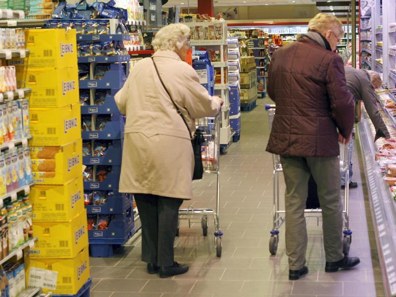 Bild zu Einkaufen im Discounter