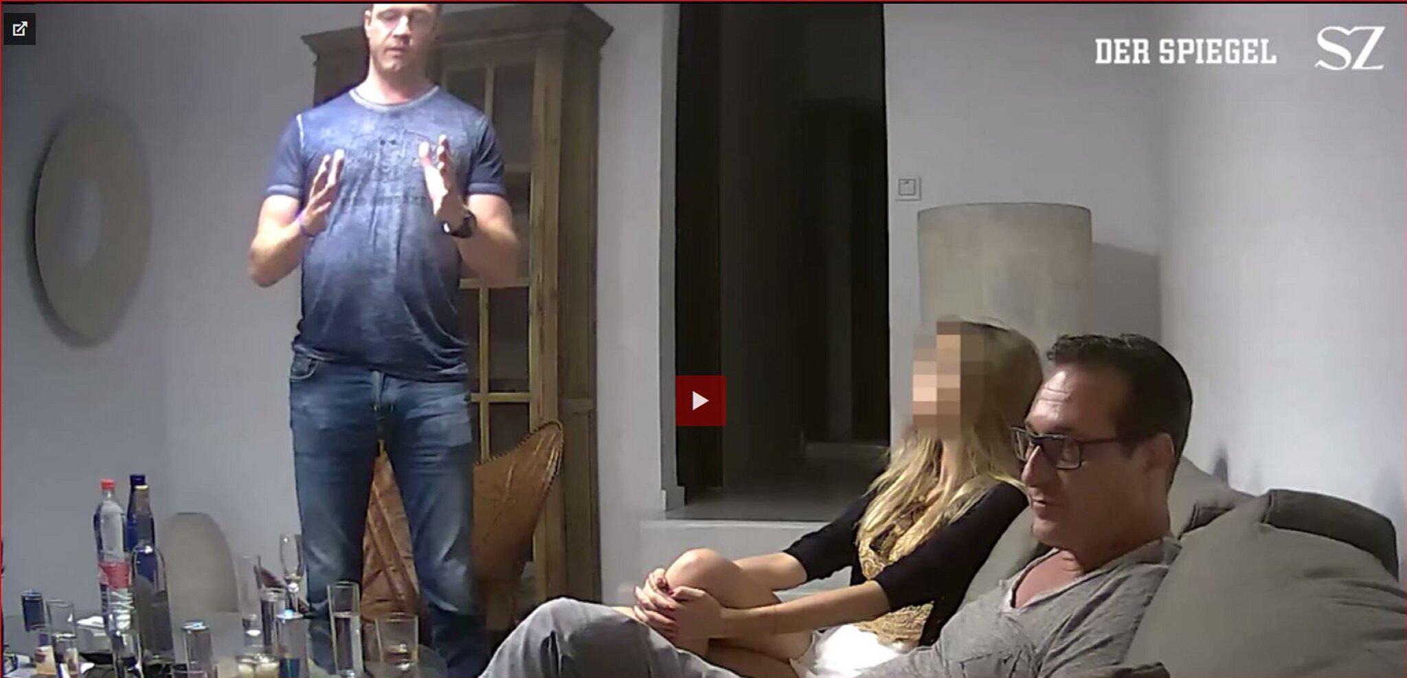 Bild zu In Österreichs Ibiza-Affäre nun U-Haft für Verdächtige beantragt